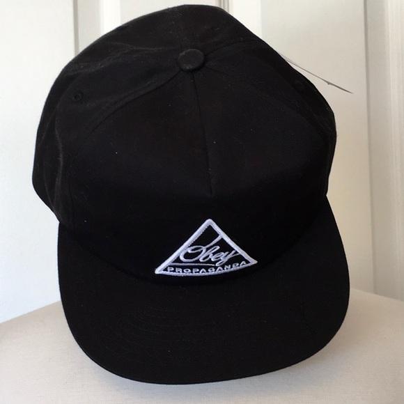 Obey Propaganda Hat Cap NWT 669532e0855